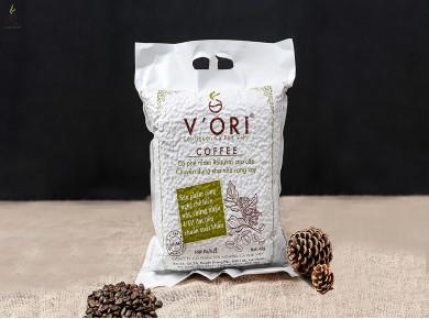 Cà phê chế biến ướt R18 - Bao 4kg