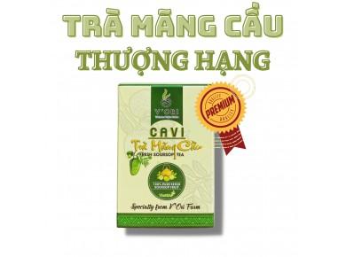 Trà Mãng cầu thượng hạng CAVI- 200gr